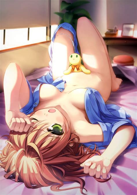 ... babe nude at home